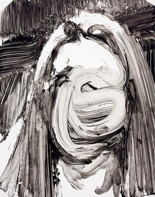 Meta Tag Project 17 | Original Painting | Bartosz Beda