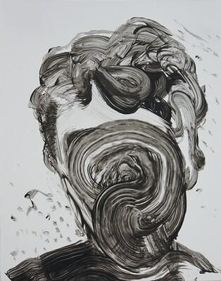 Meta Tag Project 05 | Original Painting | Bartosz Beda