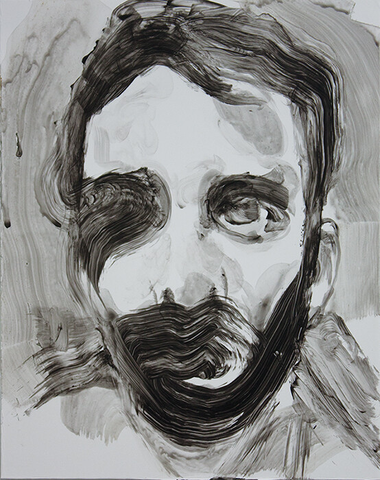 Meta Tag Project 08 | Original Painting | Bartosz Beda