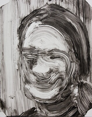 Meta Tag Project 20 | Original Painting | Bartosz Beda