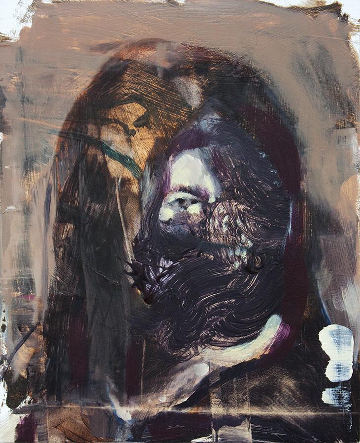 Paramount of Eternity 09 | Painting | Artwork | Bartosz Beda
