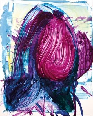 Meta Color 03 |Acrylic on Yupo | Artwork | Painting