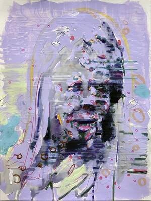 Family Memories V, oil on canvas | Original Artwork | Painting | Bartosz Beda