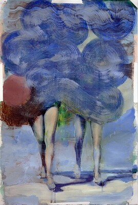 Family Memories III, oil on canvas | Original Artwork | Painting | Bartosz Beda