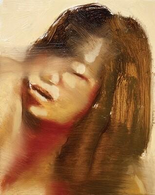 Ascendancy (study) IV | Original Painting | Artwork | Bartosz Beda
