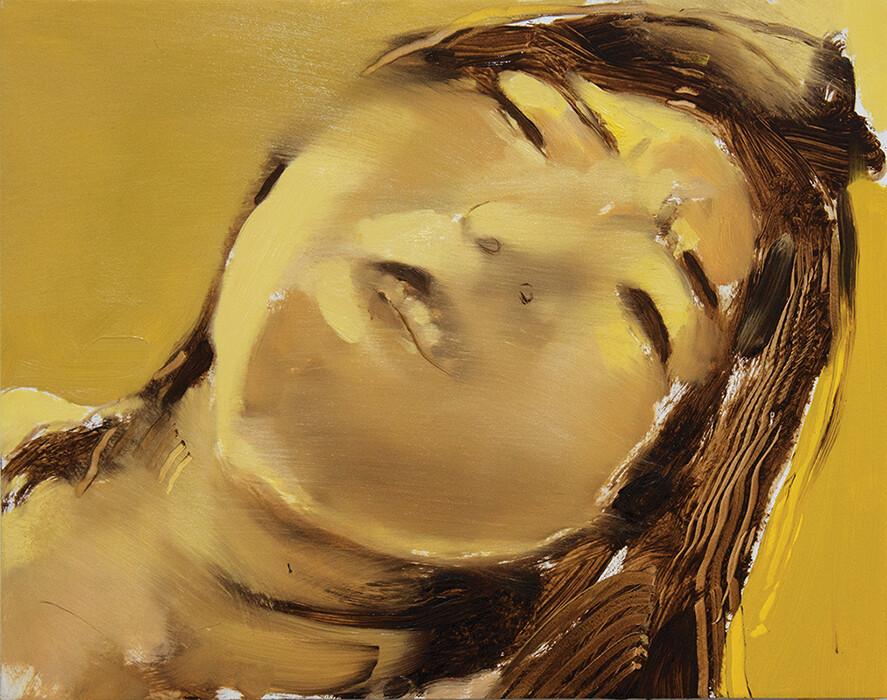 Ascendancy (study) II | Original Painting | Artwork | Bartosz Beda