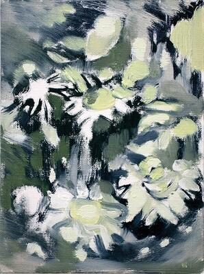 Equal or Less 001   Original Painting