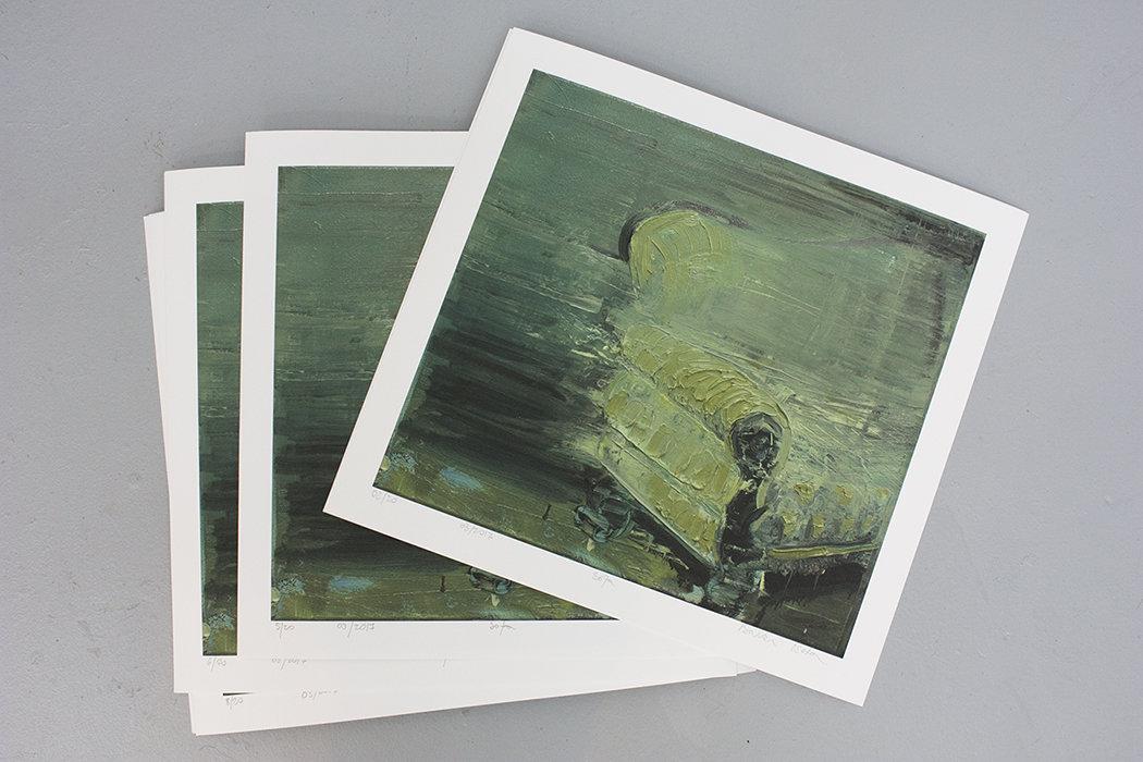 View of prints