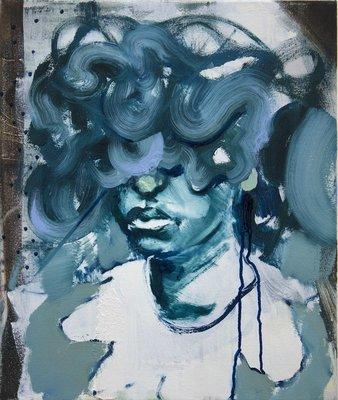 Original Oil Painting: Duality III