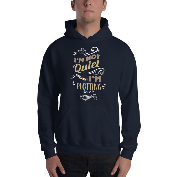 Plotting Hooded Sweatshirt