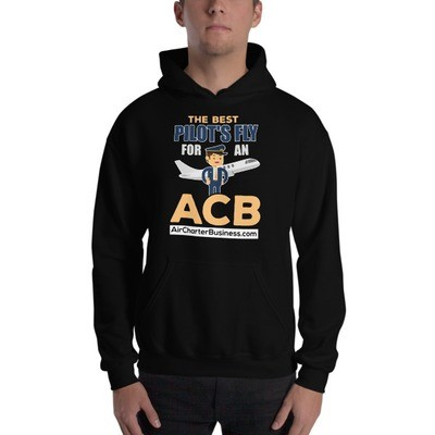 The Best Pilot 1 Hooded Sweatshirt