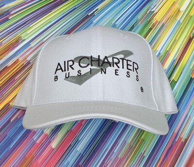 ACB Ball Cap in White