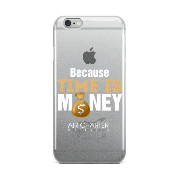 Whose Money are you Spending? iPhone Case