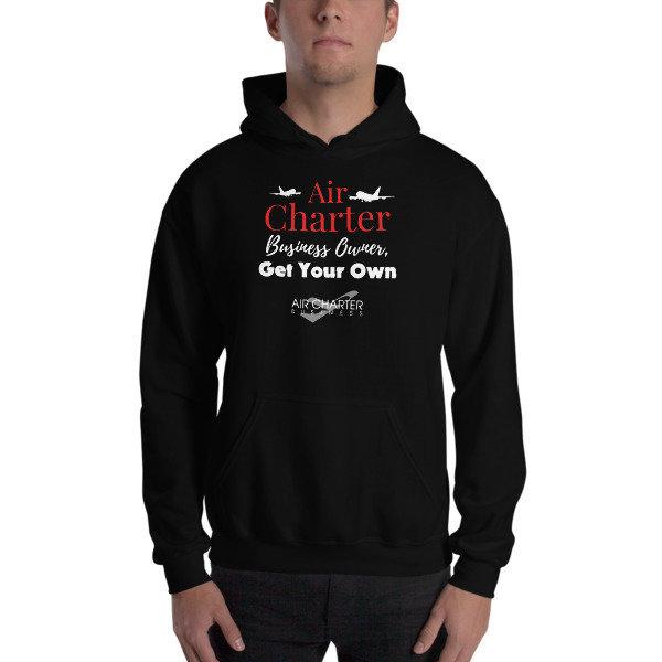 Get Yours! Hooded Sweatshirt