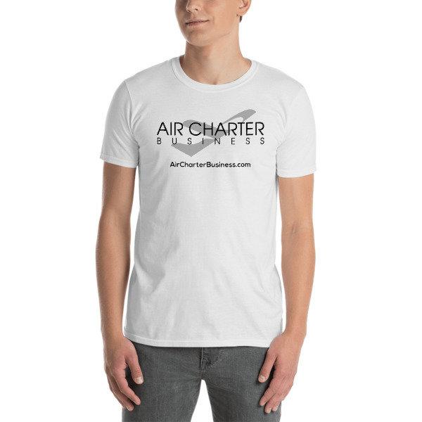 Air Charter Business.  Short-Sleeve Unisex T-Shirt
