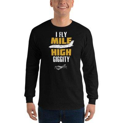 How High? Long Sleeve T-Shirt