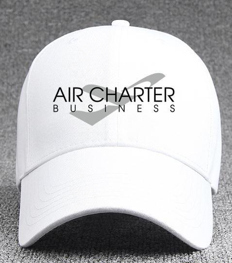 ACB Ball Cap in White