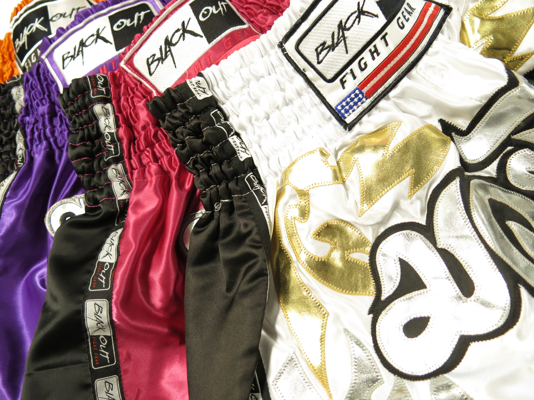 MUAY THAI SHORTS BO71