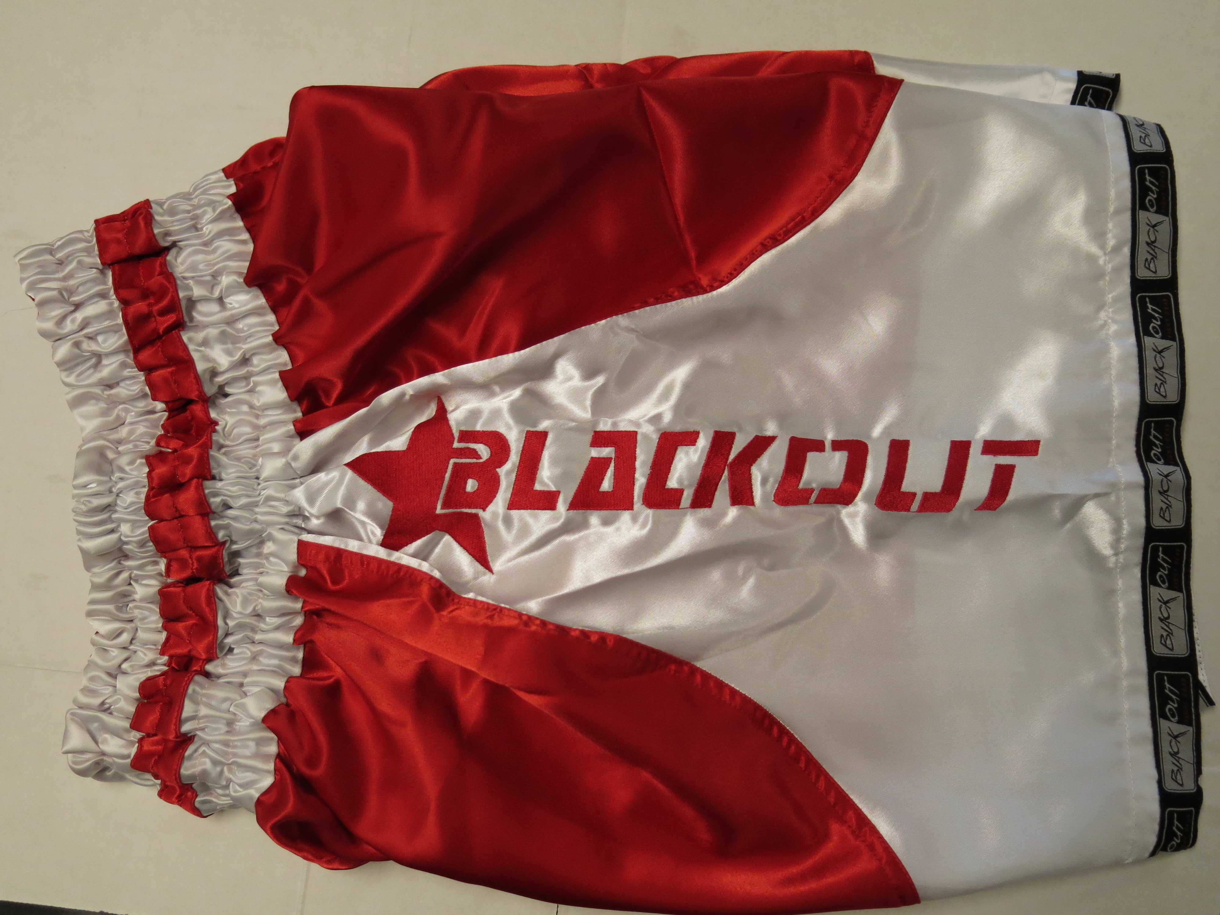 DELUXE BOXING SHORTS