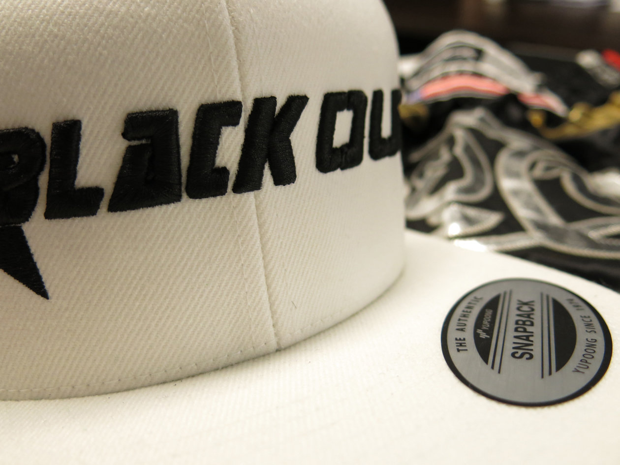 BLACKOUT HATS BO174