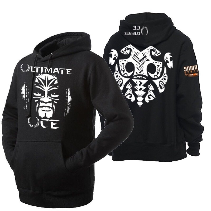 Ultimate Uce Hoodie in Black