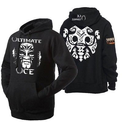 Ultimate Uce Hoodie in Black