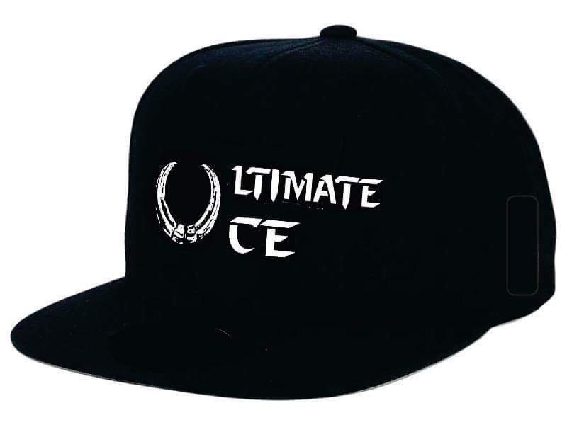 Ultimate Uce Snapback Cap in Black