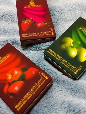 Al-Fakher Golden Edition 50g - Premium Shisha