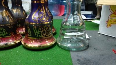 Khalil Maamoon Glass Base - XL