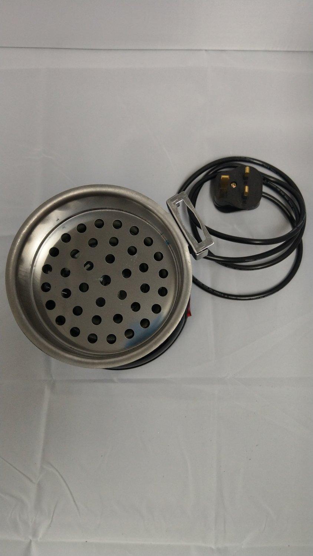 Zanobia Charcoal Burner - High-quality R/Handle