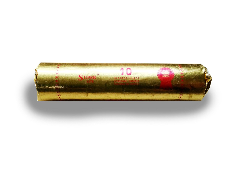 Super-Lite Quick Lighting Charcoal - 38mm