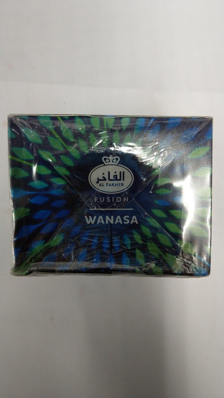 Al-Fakher Fusion - Wanasa (Black Widow)