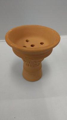 Shisha Buzz Clay Cup - Unglazed - Standard Size