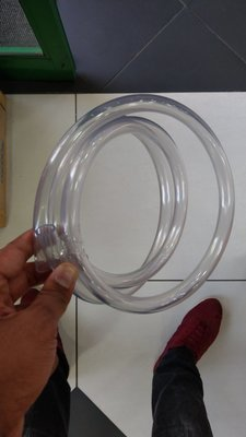 Clear Hose 1,5m (Fish pipe)