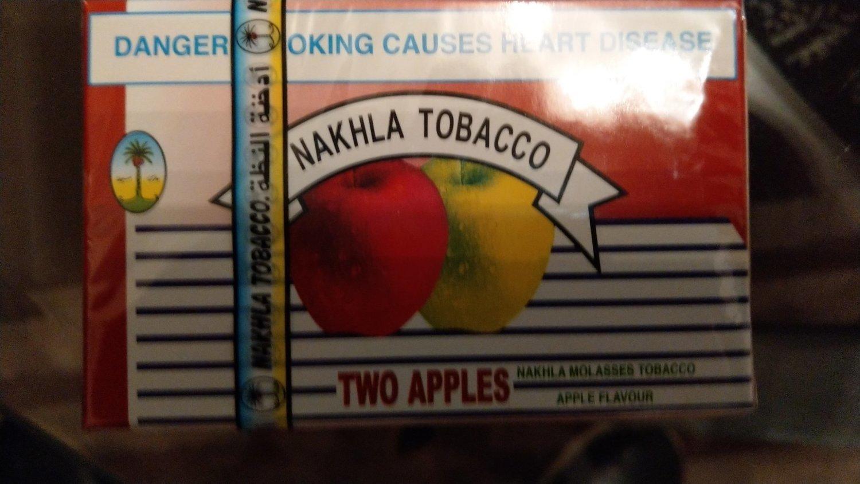 Nakhla Double Apple 50g
