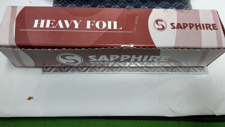 Sapphire Heavy Duty Foil Roll - 70m