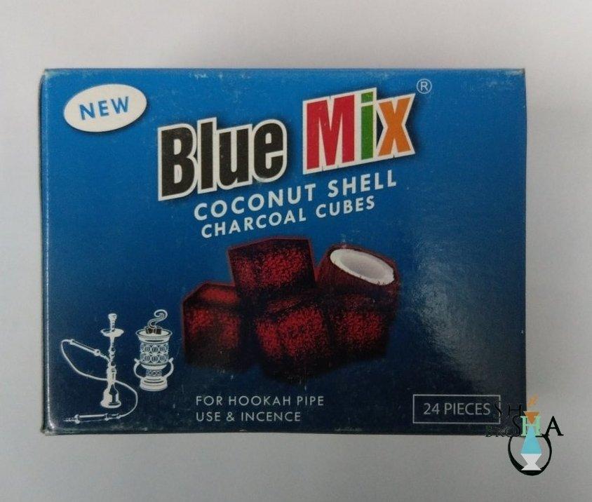 Blue Mix Coconut Coal