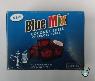 Blue Mix Coconut Coal