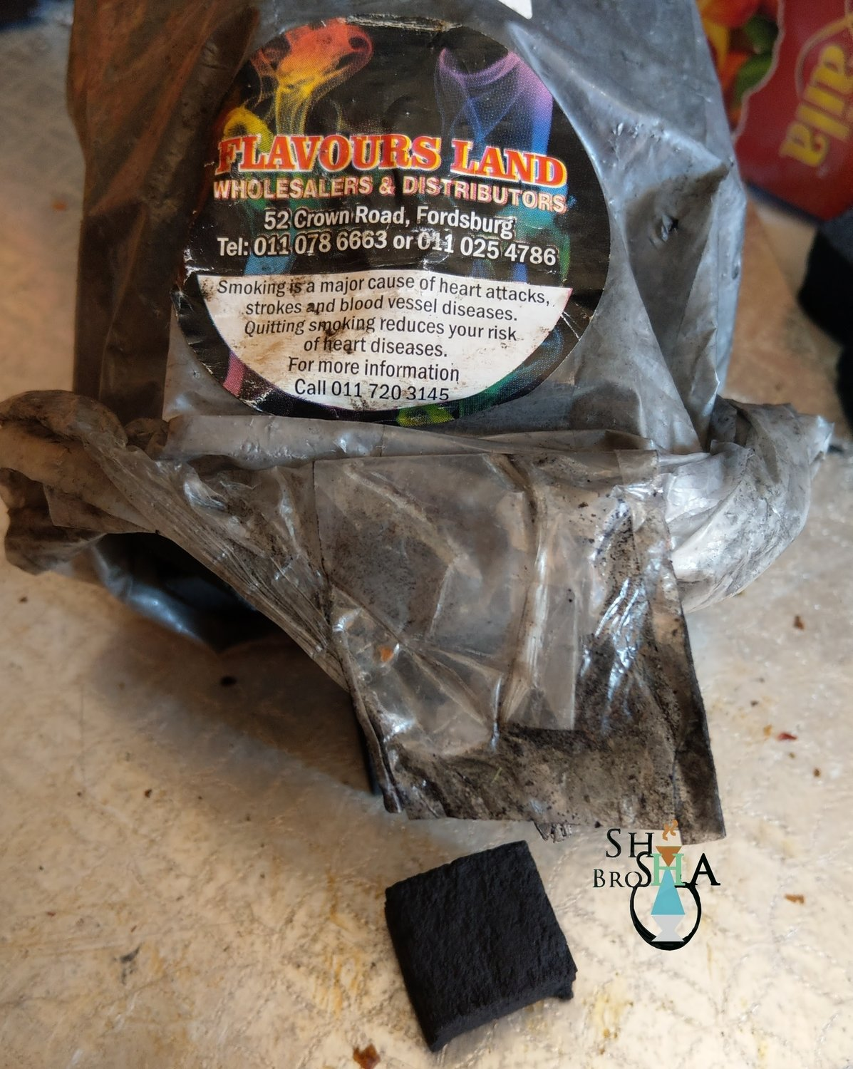 COCO NAR Coconut Coal 1kg (Previously Flavours Land)
