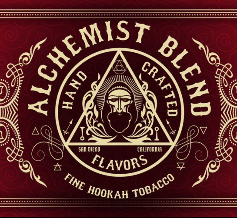 Alchemist Shisha Tobacco - Original Line - 100g