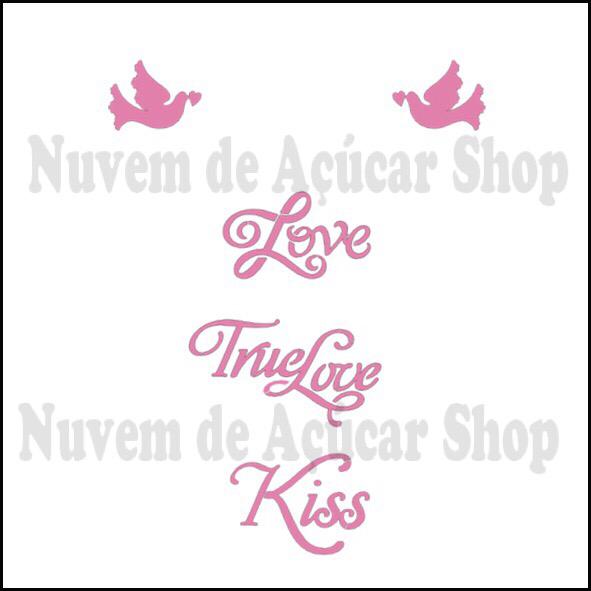 Love, True Love, Kiss