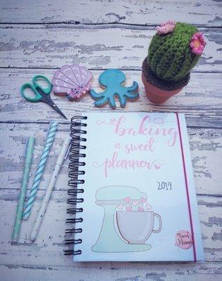 Sweet Planner - agenda 2019