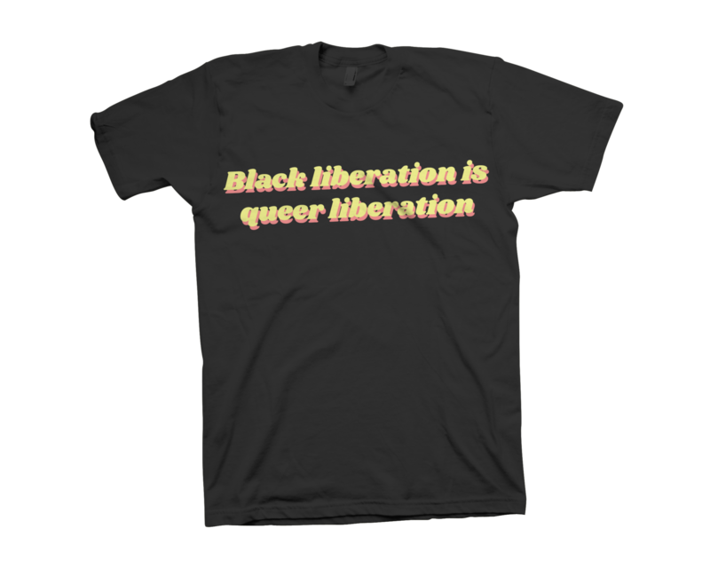 Black Liberation T-Shirt