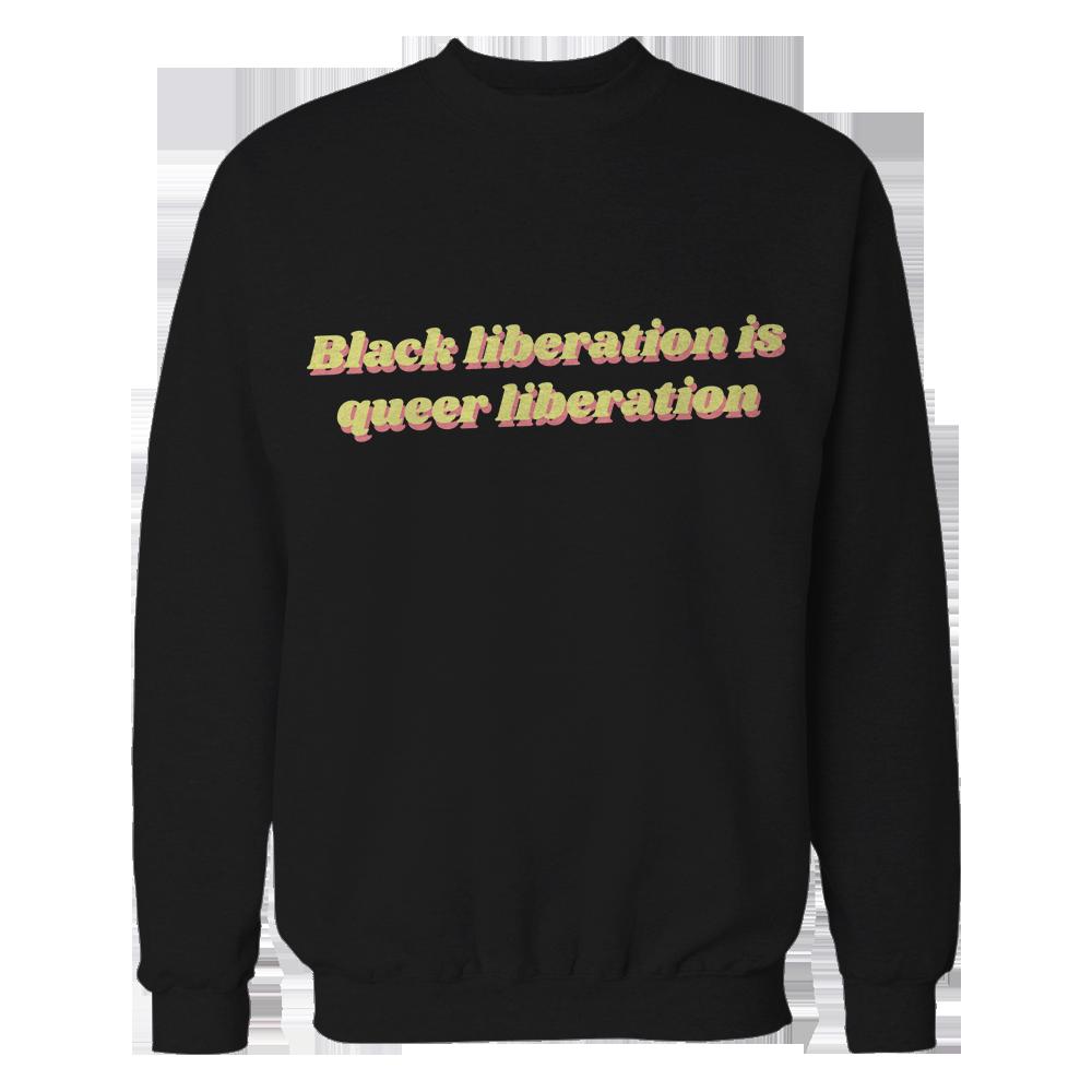 Black Liberation Sweatshirt 00009