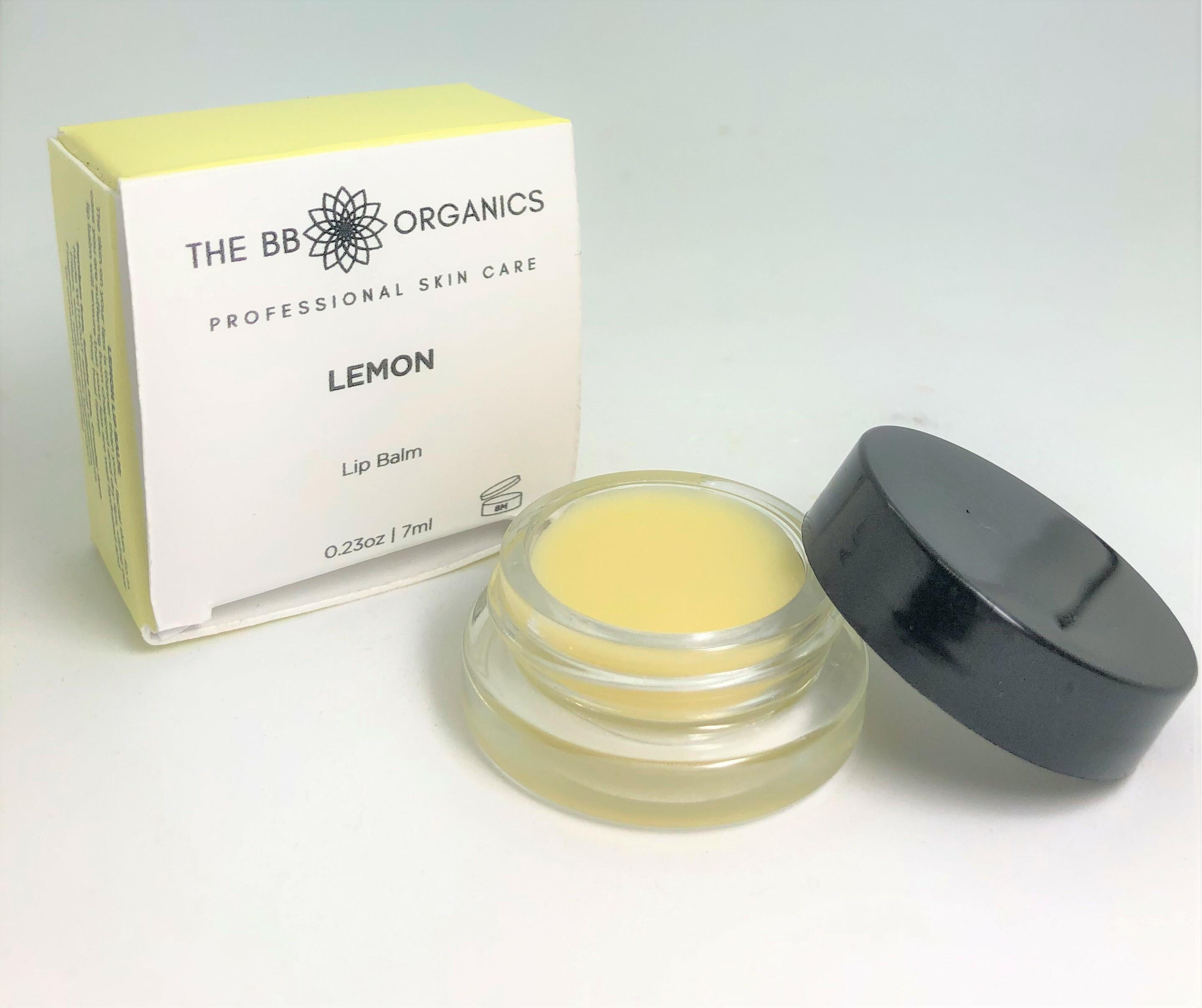 Lemon Lip Balm 00008