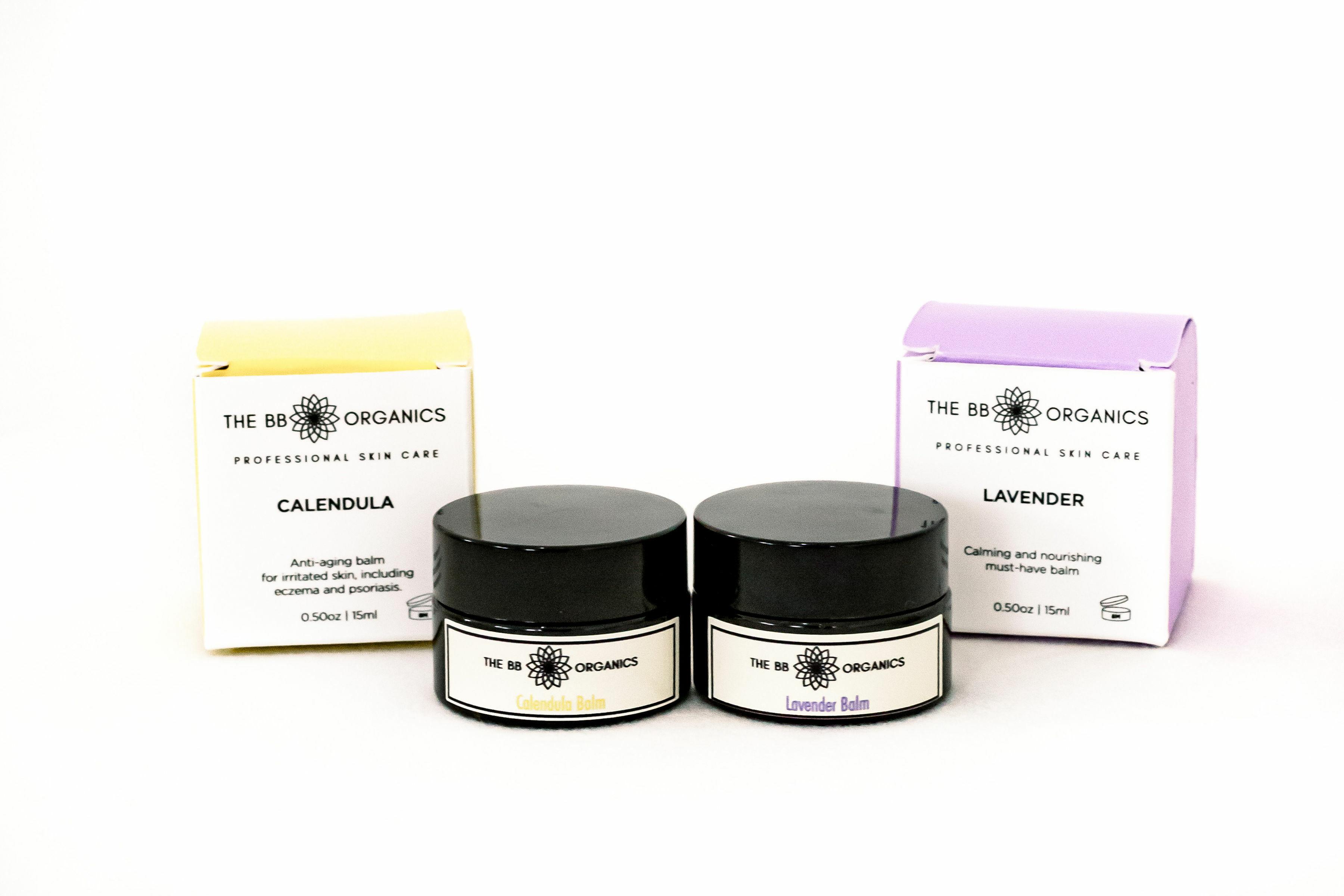 CALMING DUO -  Acne blemish skin