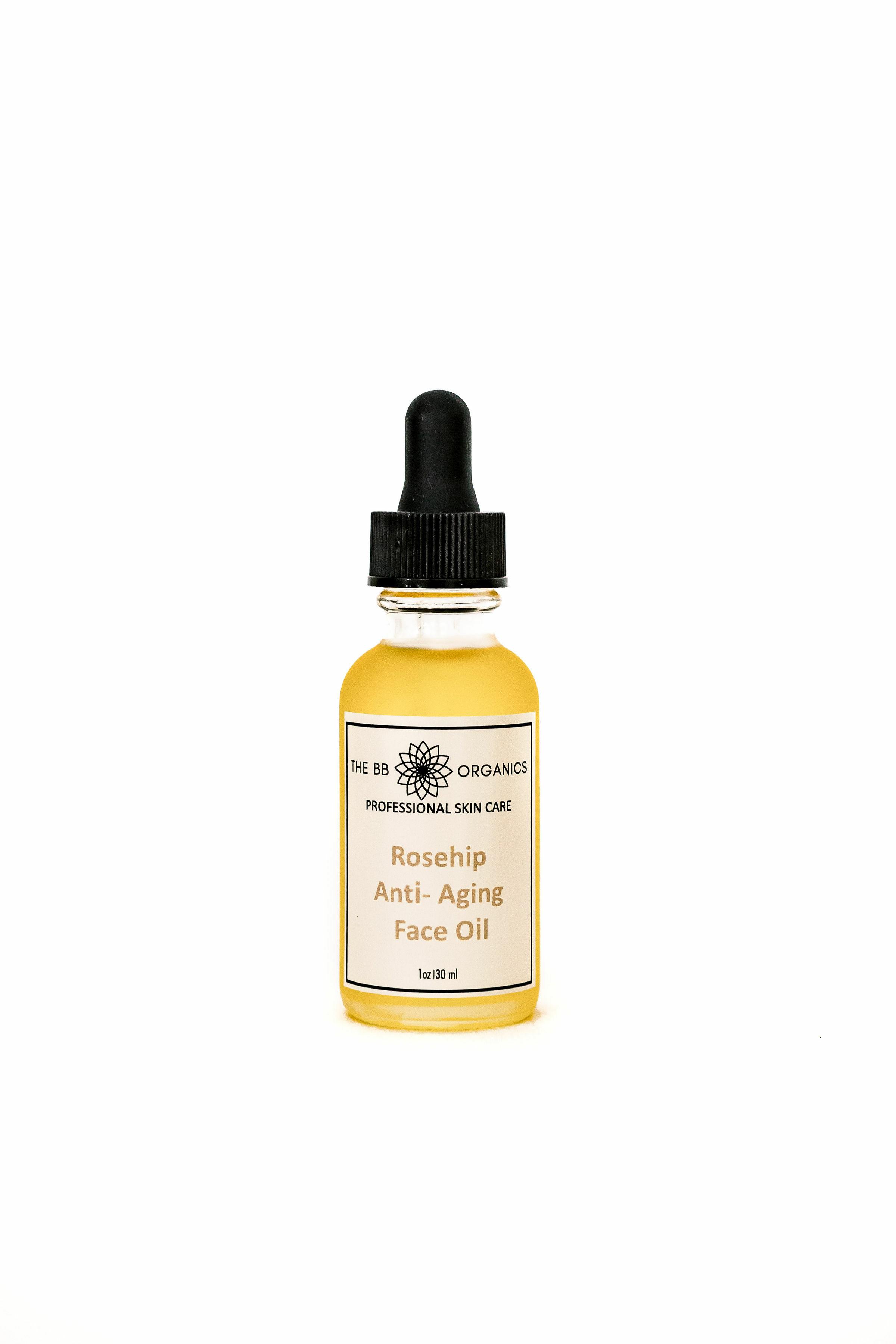 Rosehip Anti-Aging Face Oil 00020