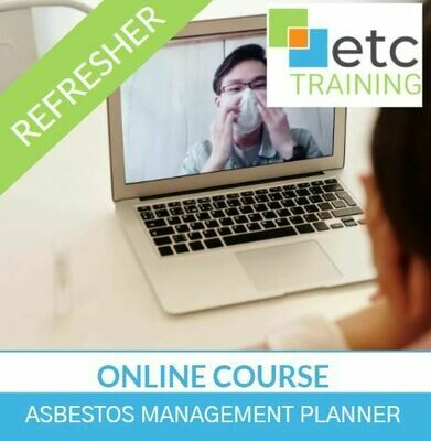 ONLINE! Asbestos Management Planner Refresher