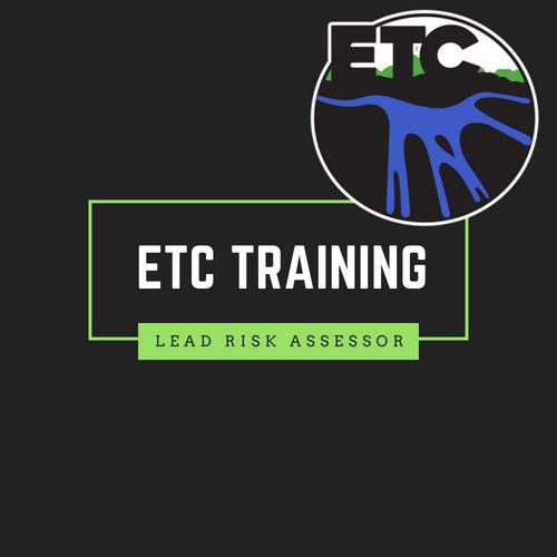 Lead Risk Assessor - Initial LD-RA-01