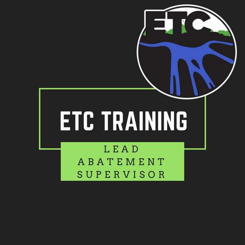 Lead Abatement Supervisor - Initial